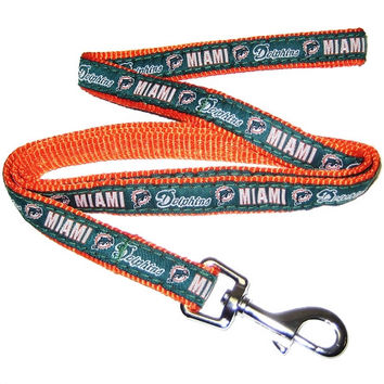 Miami Dolphins Leash Medium