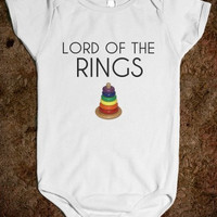 Lord Of The Rings Onesuit