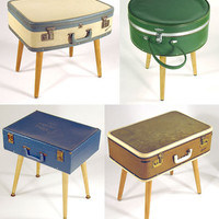 Luggage End Tables