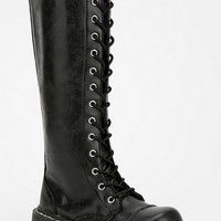 T.U.K. Lace-Up Combat Boot - Urban Outfitters