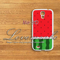 Watermelon,samsung galaxy S4 mini case,S3 mini,samsung galaxy S4,samsung Galaxy S3 case,samsung galaxy note 3 case,samsung galaxy s4 active