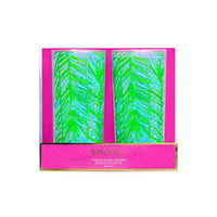 Acrylic Hi-ball Glass Set | 500950 | Lilly Pulitzer