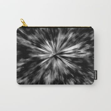 Exploding Star Carry-All Pouch by Colorful Art