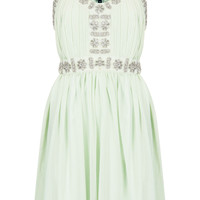 Embellished Strap Dress - New In This Week - New In - Topshop