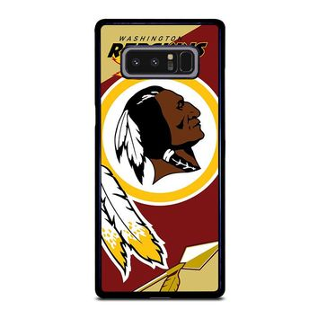 WASHINGTON REDSKINS LOGO Samsung Galaxy Note 8 Case Cover
