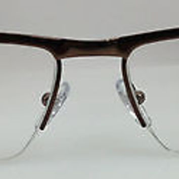 NEW AUTHENTIC D&G DD 5104 COL 152 BROWN EYEGLASSES FRAME BY DOLCE & GABBANA