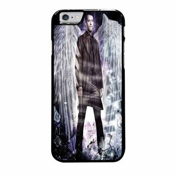 supernatural castiel with wings iphone 6 plus 6s plus 4 4s 5 5s 5c 6 6s cases