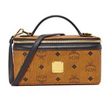 MCM Women's Box Cross Body Bag