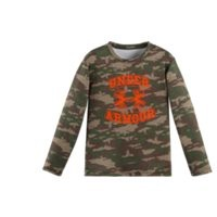 Under Armour Boys' Infant UA Tundraflage Long Sleeve