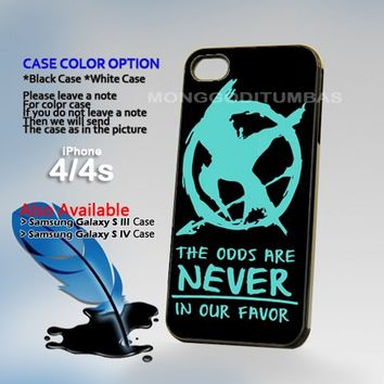 Catching Fire, Photo On Hard Plastic iPhone 4 4S Case