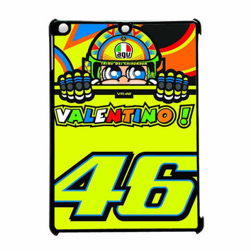 Valentino Rossi The Doctor 46 Logo iPad Air Case