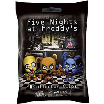 Five Nights At Freddy's Collector Clips Blind Bag