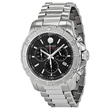 Movado Series 800 Mens Chronograph Quartz Watch 2600110