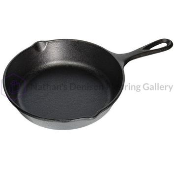 Lodge 8 Cast Iron Skillet - Pre-Seasoned