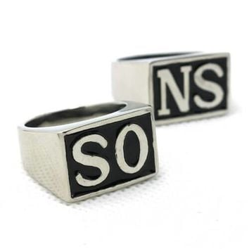 Hot Men SONS Ring Band