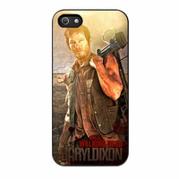 The Walking Dead Daryl Dixon iPhone 5s Case