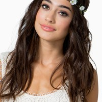 Mini Flower Stretch Headband