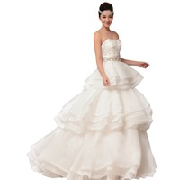Passat Women's Maternity Pregnant Wedding Dresses