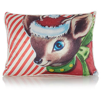 George Home Bambi Cushion | Cushions, Beanbags, Throws | ASDA direct