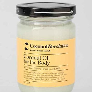 Coconut Revolution Oil For The Body- Assorted One