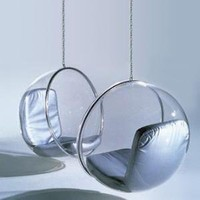 Bubble Chair by Eero Aarnio | Hanging Bubble Chair
