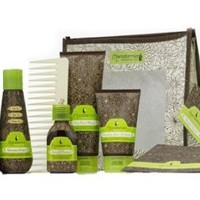 Macadamia Natural Oil Luxe Travel Set