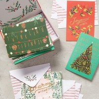 Illume Winter Wishes Cards