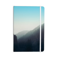 """Leah Flores """"Wilderness"""" Mountain Range Everything Notebook"""