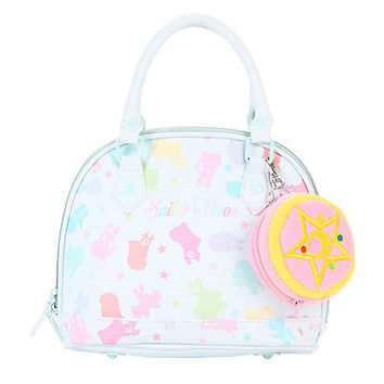 Sailor Moon Pastel Character Toss Satchel