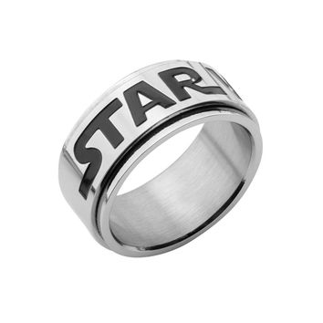 Star Wars Logo Spinner Ring