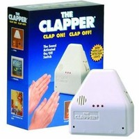 Amazon.com: The Clapper Sound Activated On/Off Switch, 1 Each: Health & Personal Care
