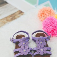 Girls Blossoming Cutie Sandal