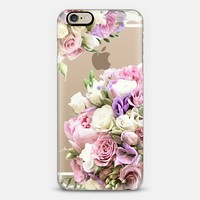 vinatge flowers iPhone 6 case by Marta Olga Klara | Casetify