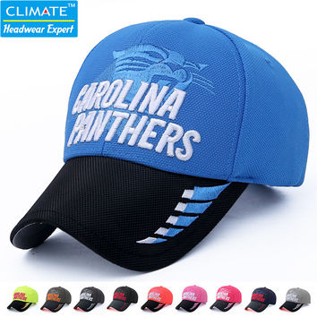 USA National Football NFC League AFC South Super Bowl Carolina Team Fans Adjustable Baseball Sport Caps Hat for Adult Men Women