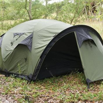Snugpak- The Cave 4 Man Tent, Olive