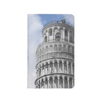 Leaning Tower of Pisa Pocket Notebook Journals