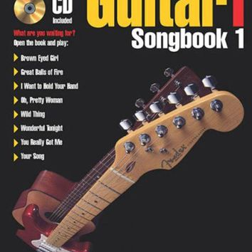 ONETOW Guitar Songbook (Fasttrack Series)