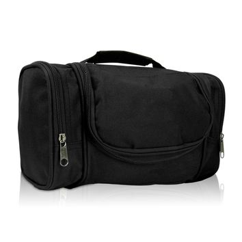 DALIX Hanging Travel Toiletry Kit Accessories Bag
