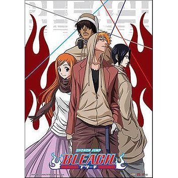 Bleach Casual Look Clothes GE9893 WALL SCROLL Anime Art Cloth Poster BRAND NEW!