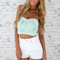 Lakeside Bustier | SABO SKIRT