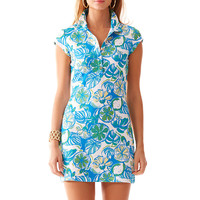 Lilly Pulitzer Rayna Printed Polo Dress