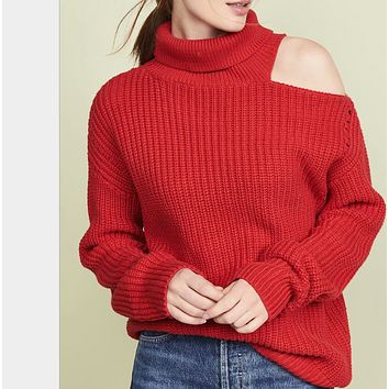Autumu Winter Fashion Women Sweater