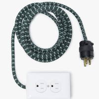 Conway Electric / Exto2 12ft in White & Green