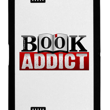 Book Addict Kindle Fire HD 7 2nd Gen Cover