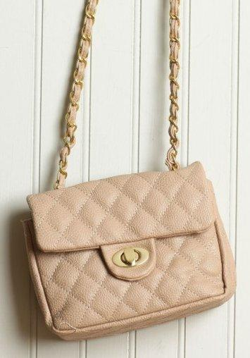 shirley quilted crossbody bag at ShopRuche