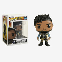 Funko Marvel Black Panther Pop! Erik Killmonger Vinyl Bobble-Head