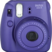 Fujifilm - instax Mini 8 Instant Film Camera - Grape