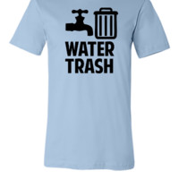 Water Trash