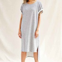 Urban Renewal Recycled High/Low Sweatshirt Dress