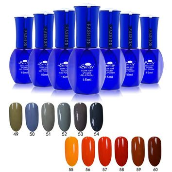 Meicialin 15ml Gel Nail Polish Motion Art Nail Gel Polish UV LED Primer Semi Varnish Gel for Nails Stamping Sexy Lady